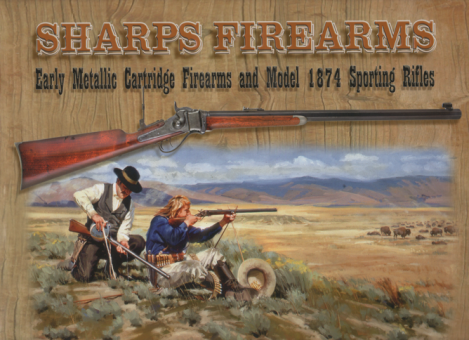 SHARPS FIREARMS II METALLPATRONEN