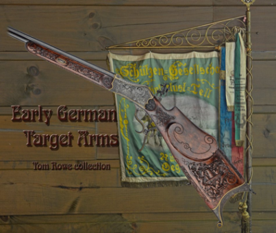 EARLY GERMAN TARGET ARMS
