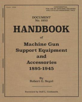 HANDBOOK OF MG SUPPORT EQUIPMENT