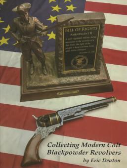 COLLECTING MODERN COLT B.P. REVOLVERS