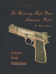 BROWNING HIGH POWER AUTOMATIC PISTOL;